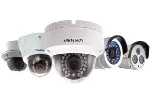 Hikvision Analog Camera Uganda