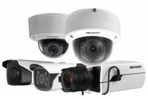 Hikvision IP Camera Uganda