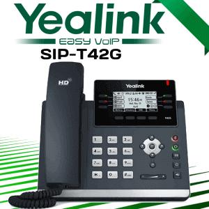 Yealink-SIP-T42G-Voip-Phone-Uganda-Kampala