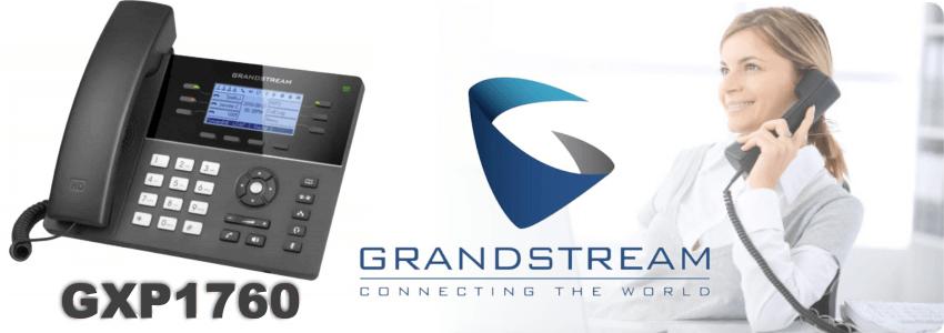 Grandstream GXP1760 IP Phone