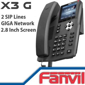 fanvil-x3g-ip-phone-doha-qatar