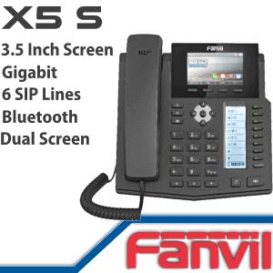 fanvil-x5s-ip-phone-kampala-uganda