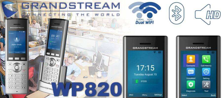 grandstream wp820 wifi dect phone Uganda