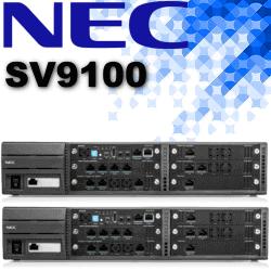 NEC SV9100 IP PBX System