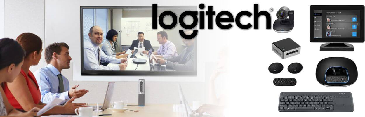 Logitech Video Conferencing Systems Kampala