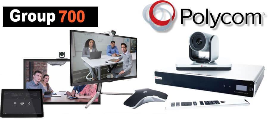 polycom group 700 Uganda