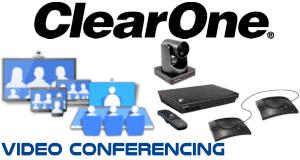 clearone video conferencing dubai