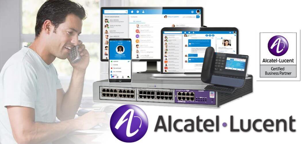 alcatel pbx system