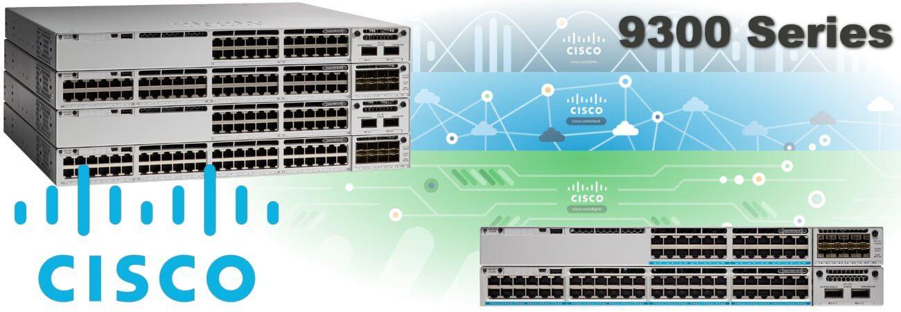 Cisco 9300 Switch Qarar