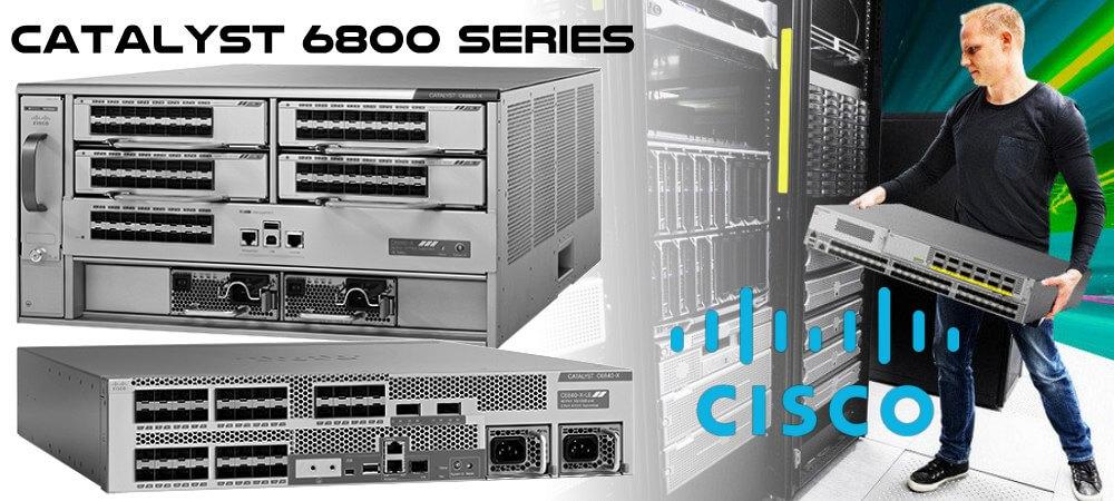 cisco 6800 series switches uganda
